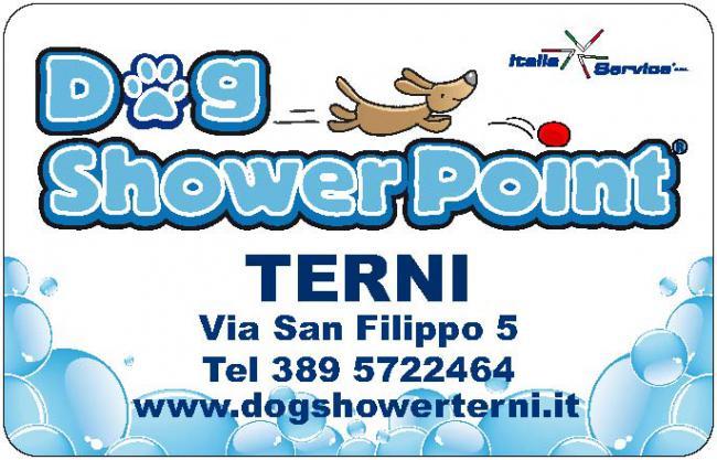 Toelettatura e lavaggio cani gatti terni Umbria Dog Shower Point